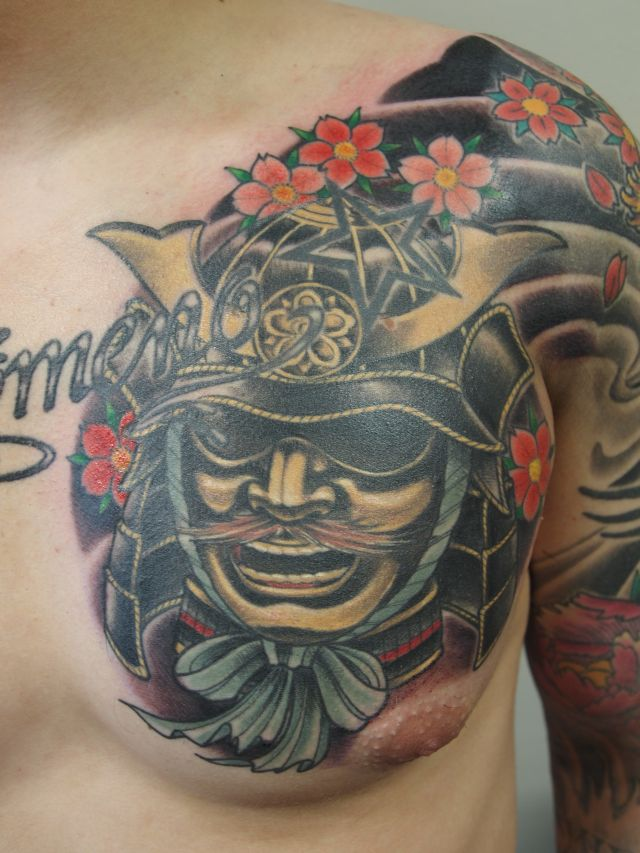 Matzon - Oriental - Zombie Tattoo