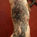 Warhammer b6g tattoo