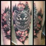 karhu tatuointi tattoo
