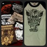 T-shirt, tattoo shop, tattoo studio, zombie tattoo helsinki, t-paita