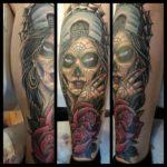 tatuointi kerava, tatuointi tuusula, tatuointi sipoo, tatuointi järvenpää, parhaat tatuoinnit, parhaat tatuoijat, zombie tattoo, zombie tattoo kerava, zombie tattoo helsinki, zombie tattoo matzon, matzon, tattoomatzon, matzon tatuointi, kerava tatuointi, helsinki tatuointi, custom tattoo helsinki, custom tattoo kerava, quality tattoo, laadukas tatuointi, muertelady, muerte nainen, muertenainen, väritatuointi, color tattoo, colortattoo helsinki