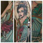 zombie tattoo, zombietattoofi, zombie tattoo kerava, tatuointi kerava, zombie tattoo matzon, tattoo kerava tattoo kervo, custom tattoo helsinki, tattoo finland, tatuointi suomi, geisha, geishatatuointi, geisha tatuointi, japanilainen tatuointi, oriental tattoo, oriental tatuointi, japanese tattoo, japanese tattoos, japanilainen tatuointi helsinki, japanese tattoo finland, custom tattoo finland,