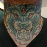 Matzon, Zombie Tattoo, Zombie Tattoo Kerava, Zombie Tattoo Helsinki, Zombie Tattoo Finland, zombietattoo, zombietattoofi , zombiematzon, tattoomatzon, zombie tattoo Matzon, custom tattoo, custom tattoo finland, custom tattoo helsinki, custom tattoo kerava, tatuointi helsinki, tatuointi kerava, kerava tattoo, tatuointi suomi, tattoo finland, throat tattoo, kurkkutatuointi, kaulatatuointi, tiger tattoo, tiger tattoos, neotrad tiger, tiikeri tatuointi, neotrad tiikeri, neotraditional, neotraditional tattoo,