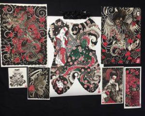 Printtejä, printtejä myytävänä, japanese art, japanese tattoo, japanilainen tatuointi, japanilainen tatuointi, tatuointi kerava, zombie tattoo, zombie tattoo kerava, kerava tatuointi, tatuointiaika, tatuointiaikoja,