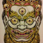 mahakala, mahakala painting, mahakala tattoo, mahakala tatuointi, selkätatuointi, mahakala maalaus, vesivärimaalaus zombie tattoo, zombie tattoo finland, zombietattoofi, zombie tattoo matzon, zombiematzon, tattoomatzon, zombie tattoo kerava, keravatattoo, tatuointi kerava, tatuointiliike kerava, tatuointi keravalla, custom tattoo finland,japanese tattoo, japanese tattoos, japanese tattooart, japanilainen tatuointi, japanese tattoo in finland, best japanese tattoos in finland, oriental tattoos, oriental tattoo in finland,